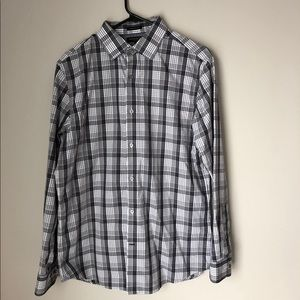 Banana Republic Men's Camden Fit Button Down Shirt